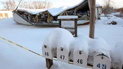 The winter of 2013-2014 was the 7th snowiest on record in the past 120 years.