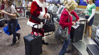 More people traveled this holiday season than any other year on record.
