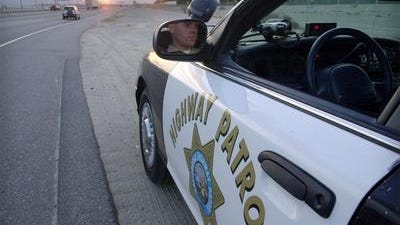 The California Highway Patrol responded to the crash in Desert Hot Springs.