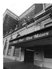 The Hotel Fort Des Moines