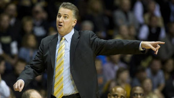 Matt Painter Purdue vs Northern Kentucky
