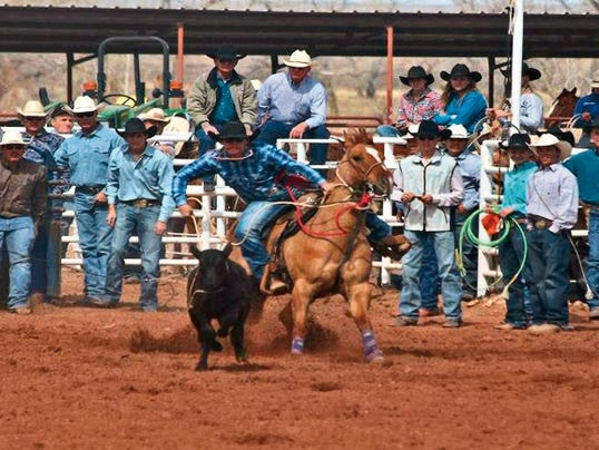 Courtesy   Jace Davis will head to the International Finals Youth Rodeo in July. He recently won the state high school team roping championship with roping partner Abby Medlin from Tatum, TX.
