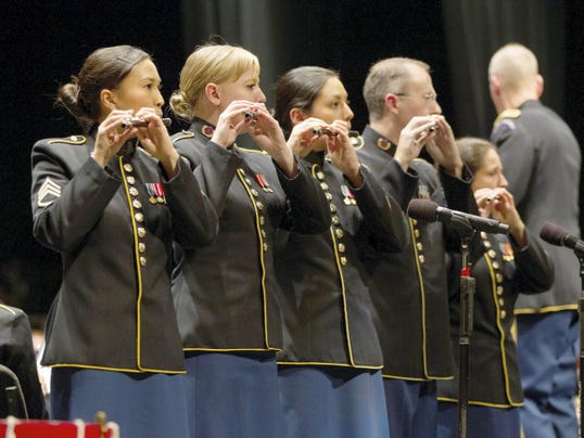 The U.S. Army Field Band Flutes will perform a recital at 2 p.m. Sept. 20 in Thomson Hall, Wilson College.