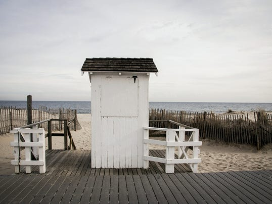"Photographer Ben Lourie's ""Point Pleasant Beach"" will be displayed in ""Two Brothers:  Converging Vision-Diverging Views"" at Washington County Arts Council."