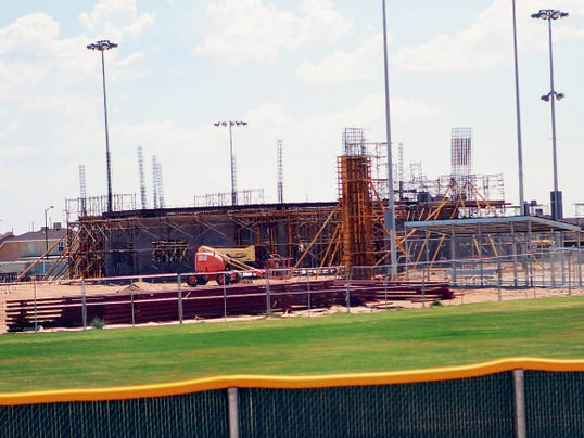 On of the subcontractors hired by Sunlight to help on  the construction at the El Paso Sportspark has now filed suit against Sunlight after the company stopped pay him for work done at the park.