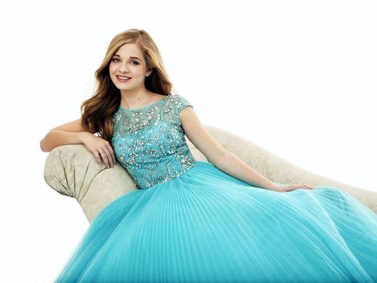 Singing sensation Jackie Evancho, 14, will perform at 8 p.m. April 23 in H. Ric Luhrs Performing Arts Center, Shippensburg.