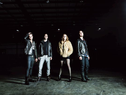 "After releasing its third album ""Into the Wild Life"" this month, Red Lion-based rock band Halestorm will perform May 2 at Pier Six Pavilion, 731 Eastern Ave., Baltimore. Halestorm will be joined by The Pretty Reckless."