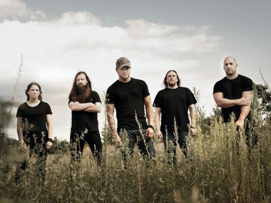 All That Remains will be playing at Reverb in Reading on May 18.