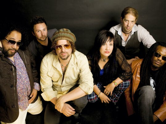SUBMITTED Rusted Root will perform Jan. 12 at the Chameleon Club.