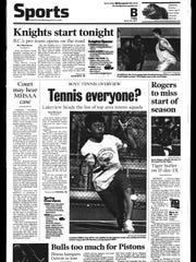 Battle Creek Sports History - Week of March 30, 2007