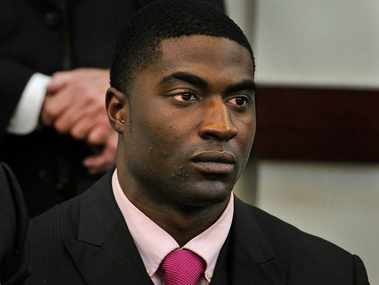 Cory Batey reacts to the jury's  verdict of guilty