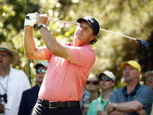 Phil Mickelson has a psychology degree from ASU and
