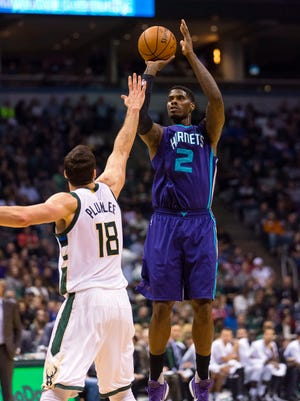 Marvin Williams spent six season with the Charlotte Hornets.