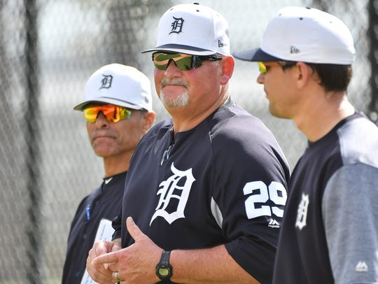 "Chris Bosio: ""There's ways to disrupt timing in a game."