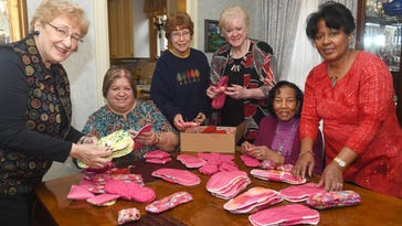 Handmade: Society meets need for hygiene products