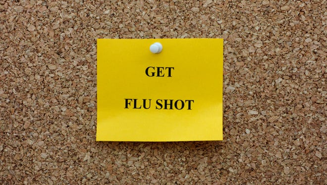 Getting a flu shot should be on your annual fall to-list.