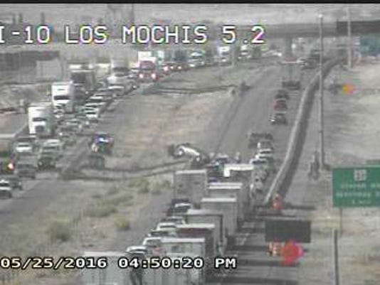 I-10 and Los Mochis