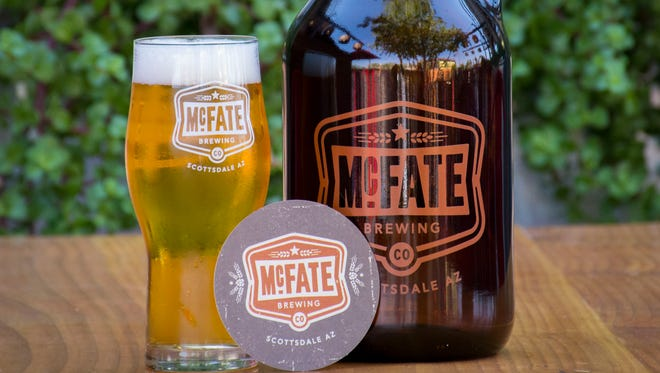Fate Brewing Company in Scottsdale will soon become McFate Brewing Company.