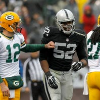 Dougherty: Packers in prime position to pursue elite edge rusher Khalil Mack