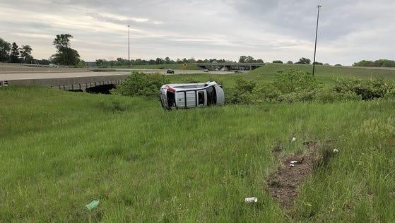 Linda Locke of Milton was injured Friday morning in a Muncie accident.