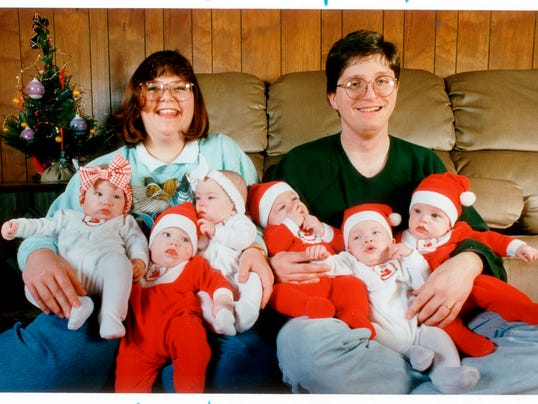 Dilley Sextuplets, The Biography