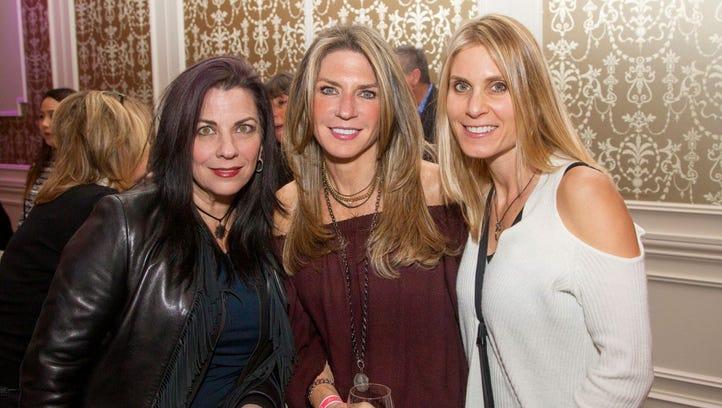 Mindy Gale Zeigerman, Jill Oshinsky, Lori Aroesty.
