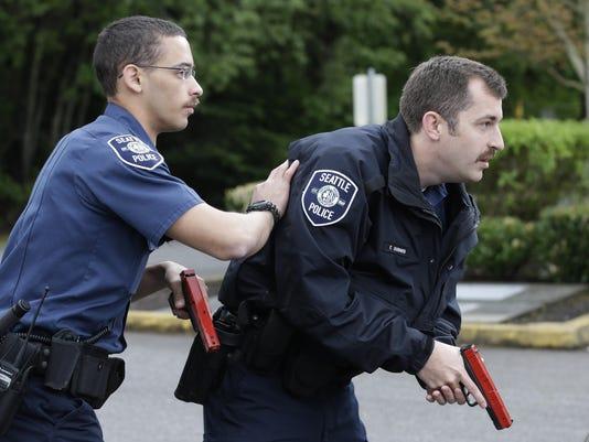Demilitarizing Police Training (4)