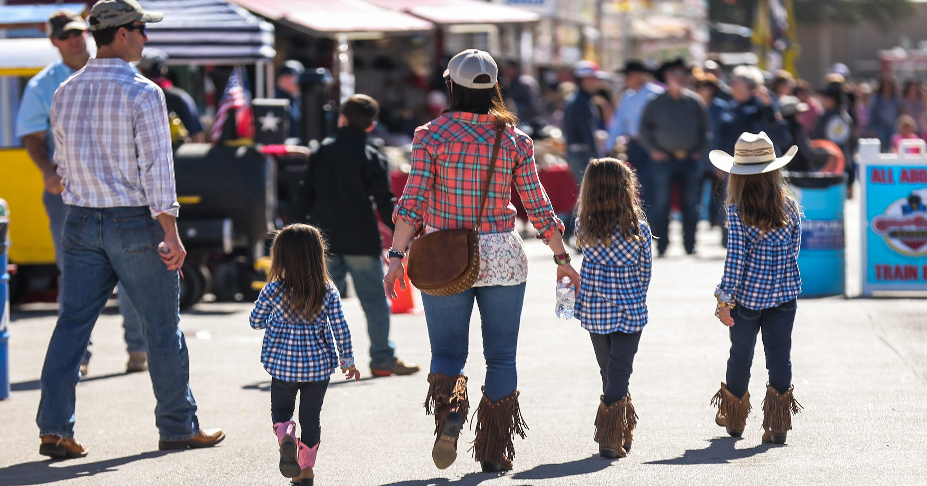 Everything you need to know about the 2019 San Angelo rodeo, carnival