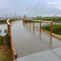 County to celebrate wetlands park boardwalk