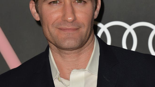 LOS ANGELES, CA - JANUARY 09:  Actor Matthew Morrison arrives to Audi Celebrates Golden Globes Weekend at Cecconi's Restaurant on January 9, 2014 in Los Angeles, California.  (Photo by Alberto E. Rodriguez/Getty Images) ORG XMIT: 461547869 ORIG FILE ID: 461638579