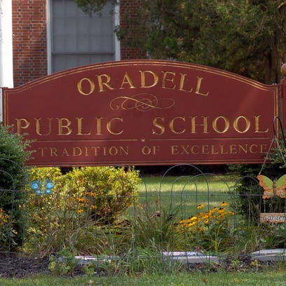 A file photo of Oradell Public School.