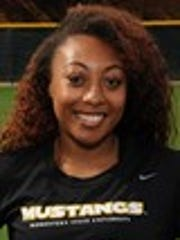 Raven Powell scored the first goal of MSU's 2017 season