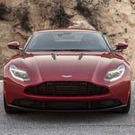 Photos: Aston Martin DB11