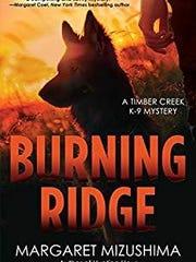 """Burning Ridge,"" by Margaret Mizushima"