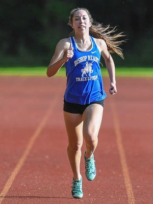 Ready graduate Lindsey Bair was hoping to return to the state meet for the first time since her freshman season before spring sports were canceled because of the COVID-19 coronavirus pandemic.