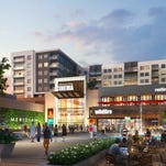 Would you live at the Asheville Mall? Redevelopment plan raises questions, intrigue