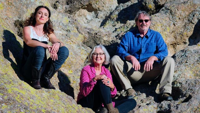 The Hard Road Trio will perform on Saturday, July 21 at a the ASNMSU Center for the Arts.