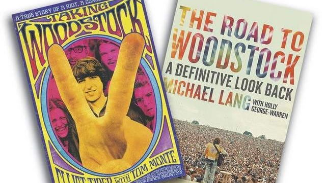 """""""The Road to Woodstock"""" and """"Taking Woodstock"""", two books present two different views of the Woodstock Music and Art Fair."""