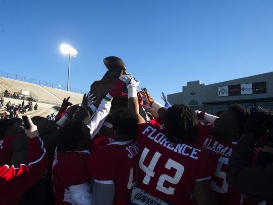 HS Football: Alabama vs. Mississippi All Star game