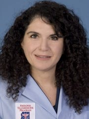 Dr. Sue Sisley, a medical marijuana physician and researcher