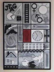 Piece by John Acorn