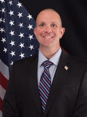 Matt Crisafulli is a Republican candidate for Worcester County sheriff.