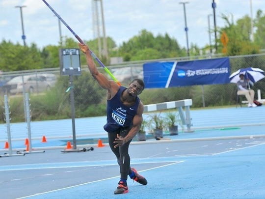 MTSU's John Ampomah will be one of the top competitors