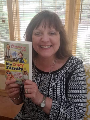 """Northville resident Christie Lypka recently got a short story published in the popular """"Chicken Soup for the Soul"""" series."""