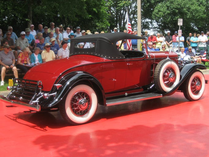 Car Show St Joseph Michigan