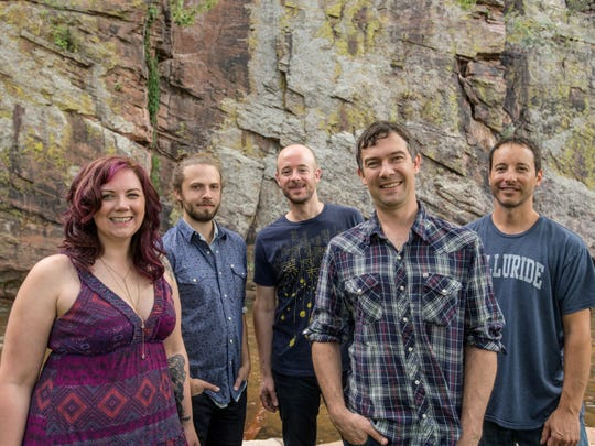 Yonder Mountain String Band will perform on Jan. 28 at the Vogue.