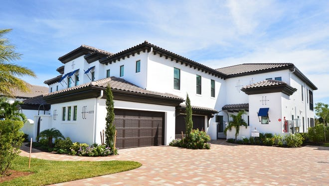 Clive Daniel Home has been selected by FrontDoor Communities for its model in Talis Park.