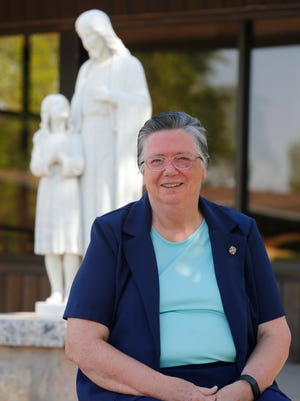 Sister Elizabeth Swartz will retire as superintendent of the Catholic Diocese of El Paso at the end of June.