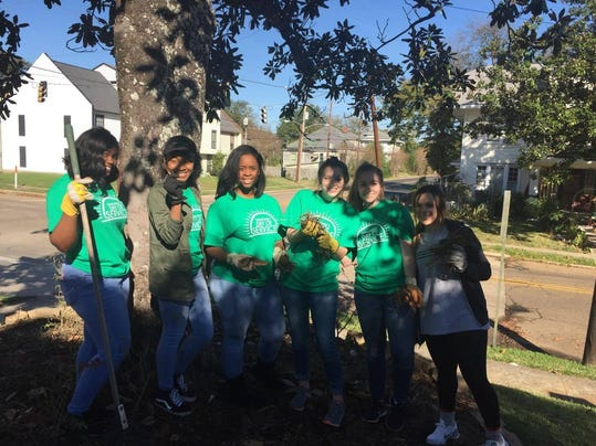 CE Byrd, Gardening at VOA Veterans Home