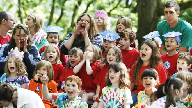 Kids will be captivated by the entertainment on the Family Stage at the Salem Art Fair.